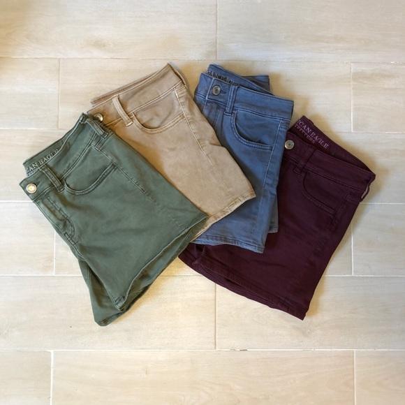American Eagle Outfitters Pants - American Eagle Shorts Bundle!